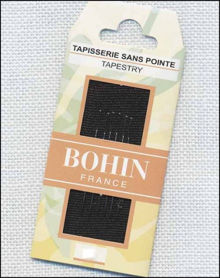 click here to view larger image of Bohin Tapestry Needles (accessories)