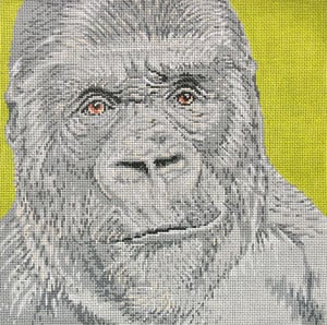 click here to view larger image of Gorilla (hand painted canvases)