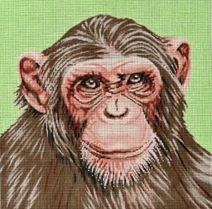 click here to view larger image of Monkey (hand painted canvases)
