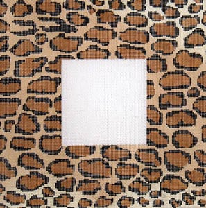 click here to view larger image of Leopard Skin (hand painted canvases)