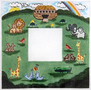 click here to view larger image of Noah's Ark (hand painted canvases)