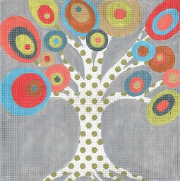 click here to view larger image of Tree Of Inspiration (hand painted canvases)
