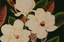 click here to view larger image of Giant Magnolias (hand painted canvases)
