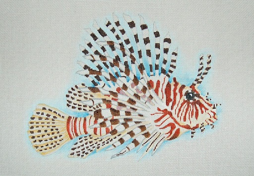 Scorpion Fish - click here for more details