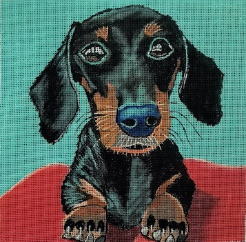 click here to view larger image of Milo (hand painted canvases)