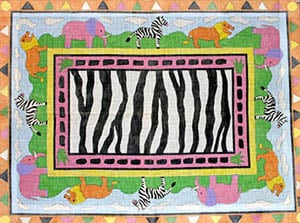 click here to view larger image of Child's Safari (hand painted canvases)