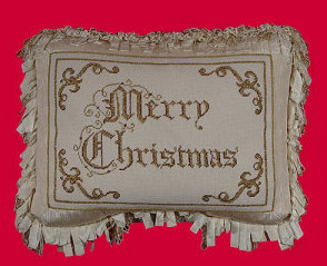 click here to view larger image of Merry Christmas (hand painted canvases)