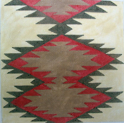 click here to view larger image of Navajo 2 (hand painted canvases)