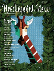 click here to view larger image of Needlepoint Now  July / August 2018 (Magazines)