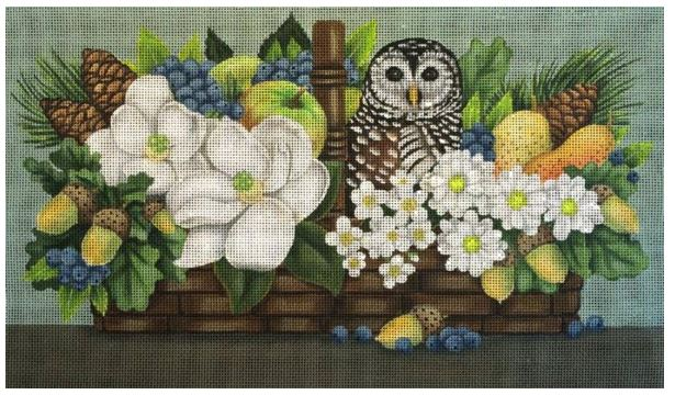 Owl Basket - click here for more details
