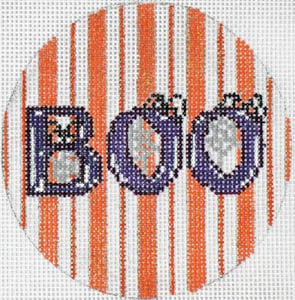 click here to view larger image of Boo (hand painted canvases)