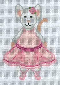 click here to view larger image of Mouse Ballerina (hand painted canvases)