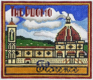 click here to view larger image of Florence - Duomo (hand painted canvases)