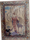 click here to view larger image of Perfume in Persia (hand painted canvases)