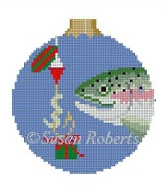 click here to view larger image of Fish Gift (hand painted canvases)