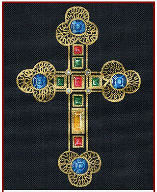 click here to view larger image of Cross of Sid (None Selected)