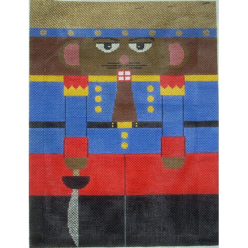 Nutcracker - Mouse King - click here for more details about this hand painted canvases