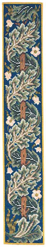 click here to view larger image of Acanthus Bellpull (needlepoint kits)
