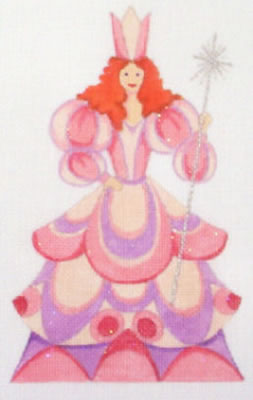 click here to view larger image of Good Witch (hand painted canvases)