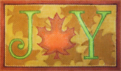click here to view larger image of Joy (hand painted canvases)