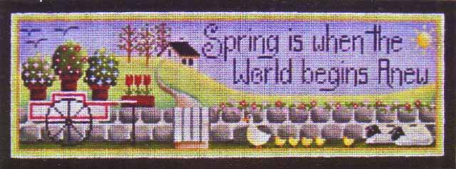 Spring, World Begins - click here for more details
