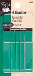 click here to view larger image of Dritz Beading Needles 56BD (accessories)
