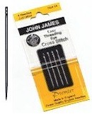 click here to view larger image of John James Easy Threading Needles (accessories)