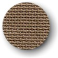 click here to view larger image of Canvas - 12ct Deluxe Mono - Brown (fabric)