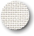 click here to view larger image of Canvas - 14ct Deluxe Mono - White  (fabric)