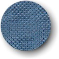 click here to view larger image of Canvas - 18ct  Deluxe Mono - Antique Blue  (fabric)