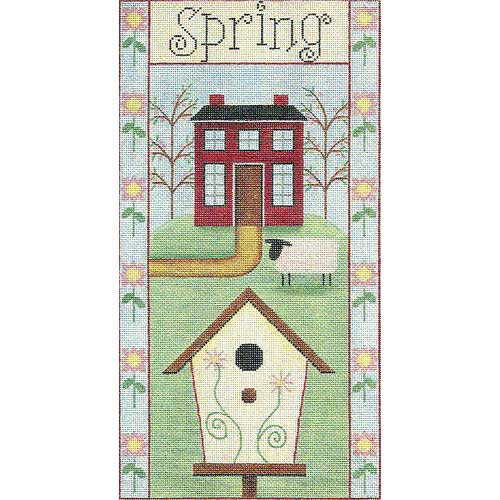 Spring Folk Banner - click here for more details