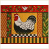 click here to view larger image of Hen (hand painted canvases)