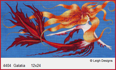 click here to view larger image of Galatia (hand painted canvases)
