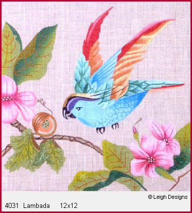 click here to view larger image of Lambada (hand painted canvases)