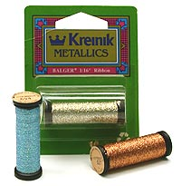 click here to view larger image of Kreinik  1/16  Ribbon Braid (fibers)