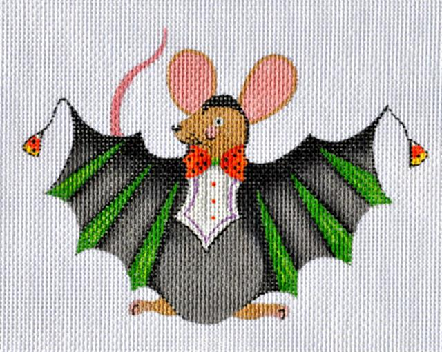click here to view larger image of Bat Mouse (hand painted canvases)
