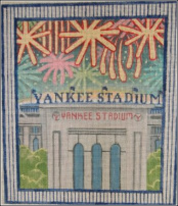 click here to view larger image of Yankee Stadium (hand painted canvases)