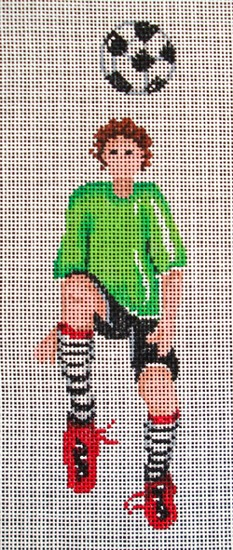 click here to view larger image of Individual Soccer (hand painted canvases)