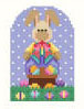 click here to view larger image of Barnaby Bunny (hand painted canvases)