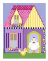 click here to view larger image of Camilla Chicken's House (hand painted canvases)
