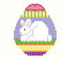 click here to view larger image of Beatrice the Bunny (hand painted canvases)
