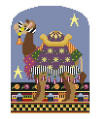 click here to view larger image of Camel Right (hand painted canvases)