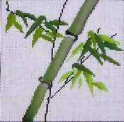 click here to view larger image of Bamboo (hand painted canvases)
