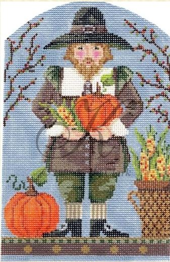click here to view larger image of Pilgrim Gentleman Stitch Guide (books)