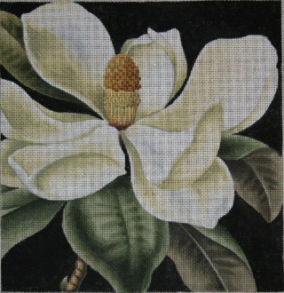 click here to view larger image of Southern Magnolia (hand painted canvases)