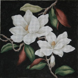 click here to view larger image of Magnolia Grandiflora (hand painted canvases)