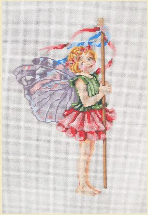 click here to view larger image of Giselle (hand painted canvases)
