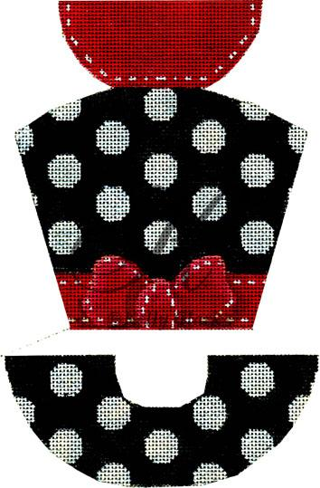 click here to view larger image of Polka Dot & Grosgrain Milnery Stitch Guide (books)
