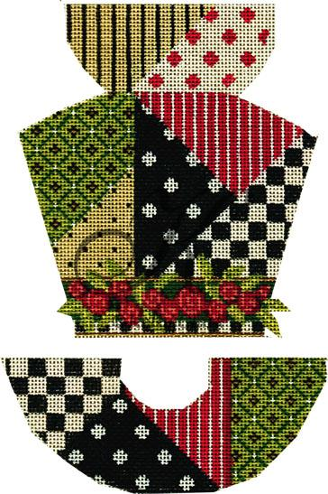 click here to view larger image of Hodge Podge Hat Stitch Guide (books)
