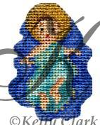 click here to view larger image of Baby Jesus (hand painted canvases)